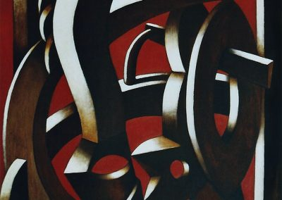2005-Laocoont III-120x100-Acrílic-fusta
