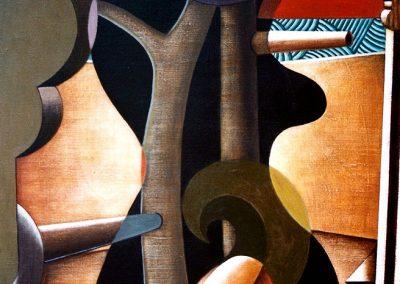 2008-Jardí amb ombra-100x81-Acrílic-tela