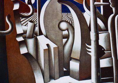 2008-Nit blanca-162x130-Acrílic-tela