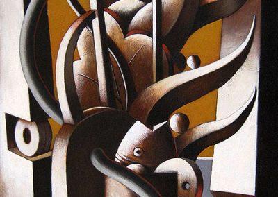 2010-Història natural-150x70-Acrílic-fusta